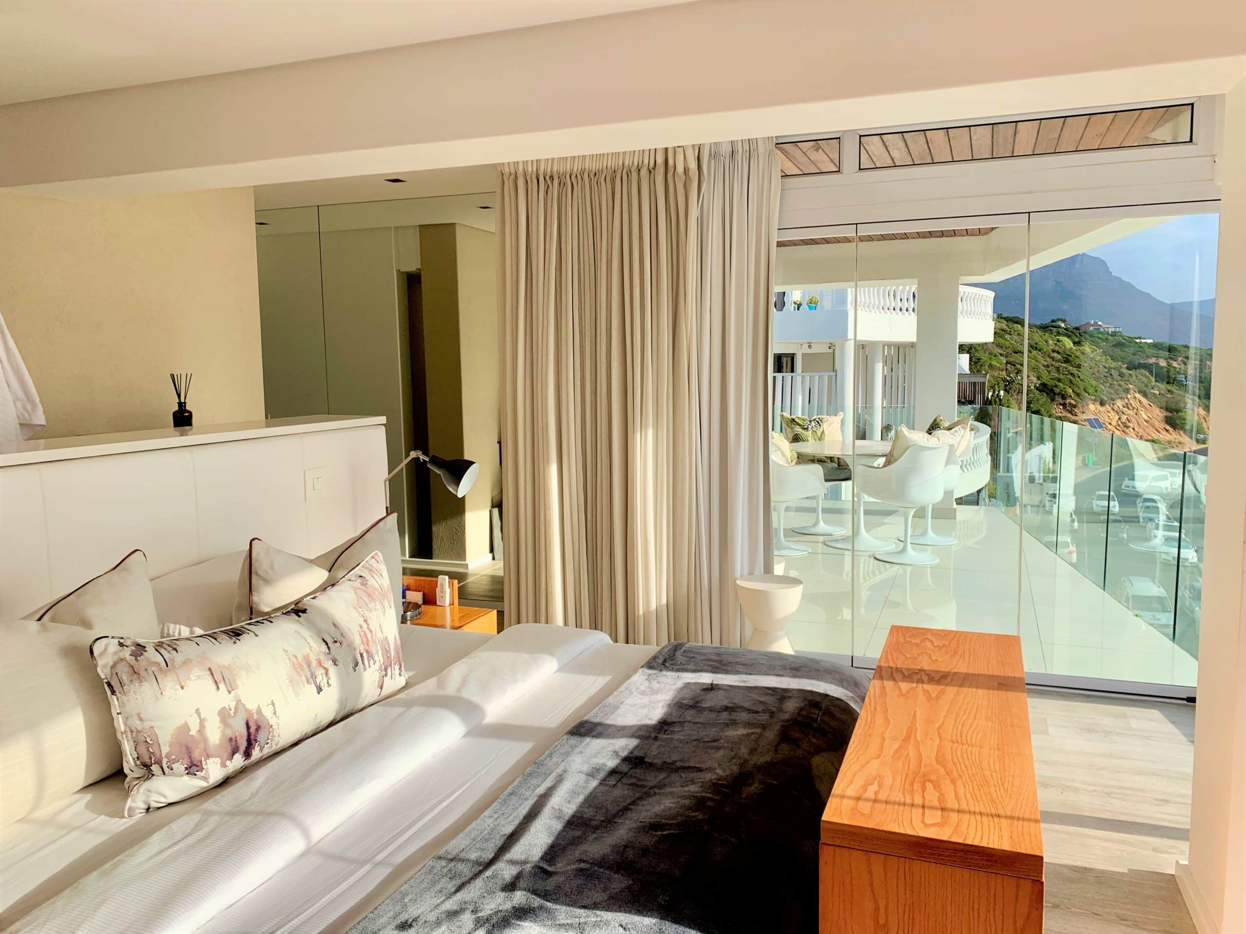 Clifton Beachfront Penthouse  Sea Breeze Bedroom 3