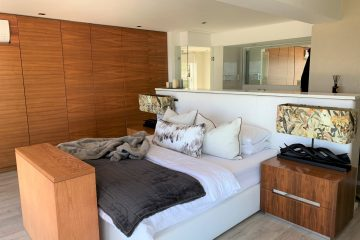 Clifton Beachfront Penthouse Bedroom  52